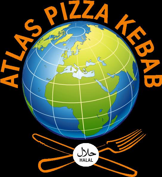 Atlas kebab pizza